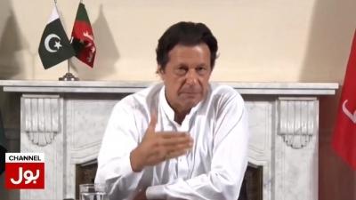 Imran Khan to visit Russia on Putin's invitation