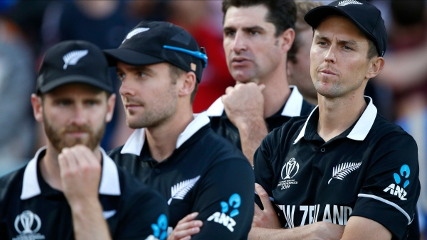 New Zealand despite not losing the match had to be content being the runners-up for the second successive time.
