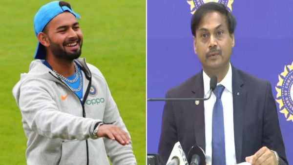 MSK Prasad on Sunday clearly stated that young Rishabh Pant will be groomed as India's first choice keeper across formats in the coming days.