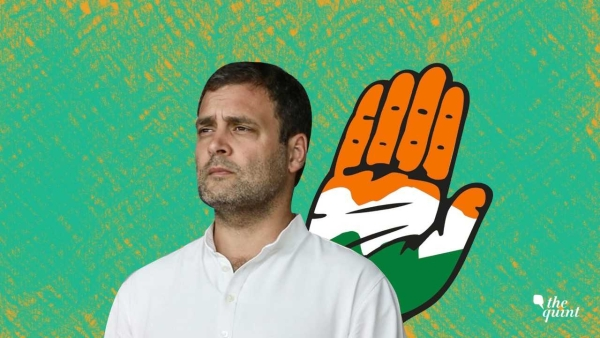 Rahul Gandhi has stepped down as the Congress President.