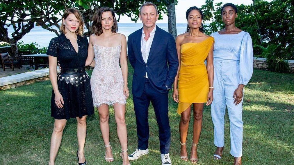 'Captain Marvel' Star Lashana Lynch to Play 007 in 'Bond 25'?