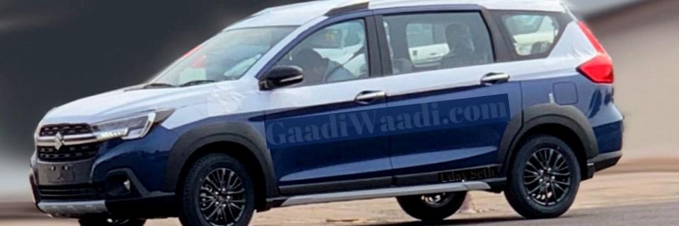 Maruti Suzuki Xl6 Crossover Launch Price And Specs Upcoming Mpv