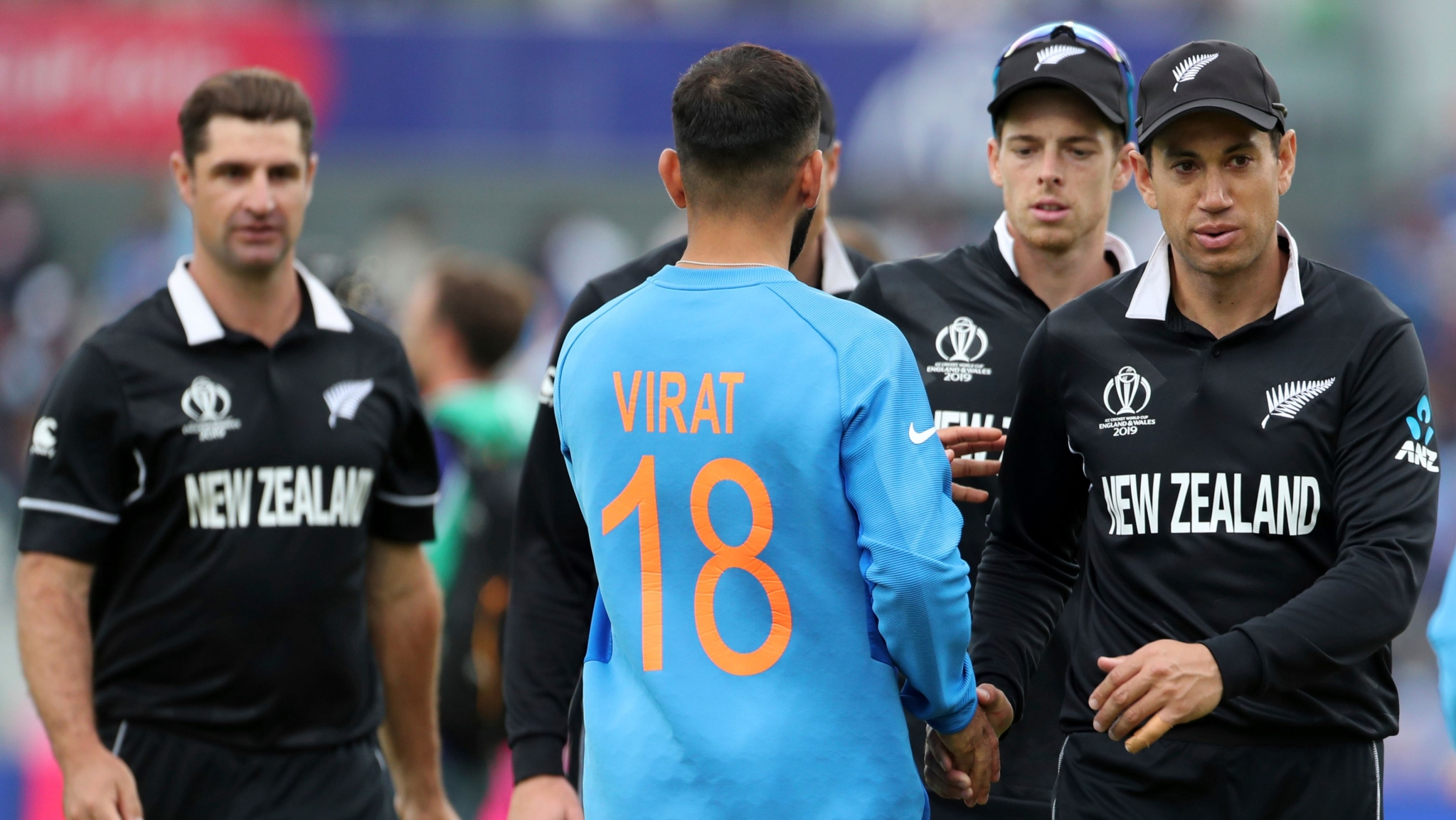 India vs NZ Semi Sets World Record for Highest Concurrent Views