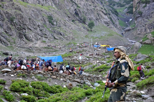 Stringent security arrangements have been made for smooth conduct of the annual pilgrimage.