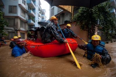 15 killed due to floods, landslides in Nepal
