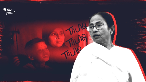 Triple talaq petitioner and BJP leader Ishrat Jahan has faced backlash from her community for attending a Hindu religious event in a hijab. Something similar had happened to Trinamool MP Nusrat Jahan. Will Mamata Banerjee now stand in Ishrat's support?