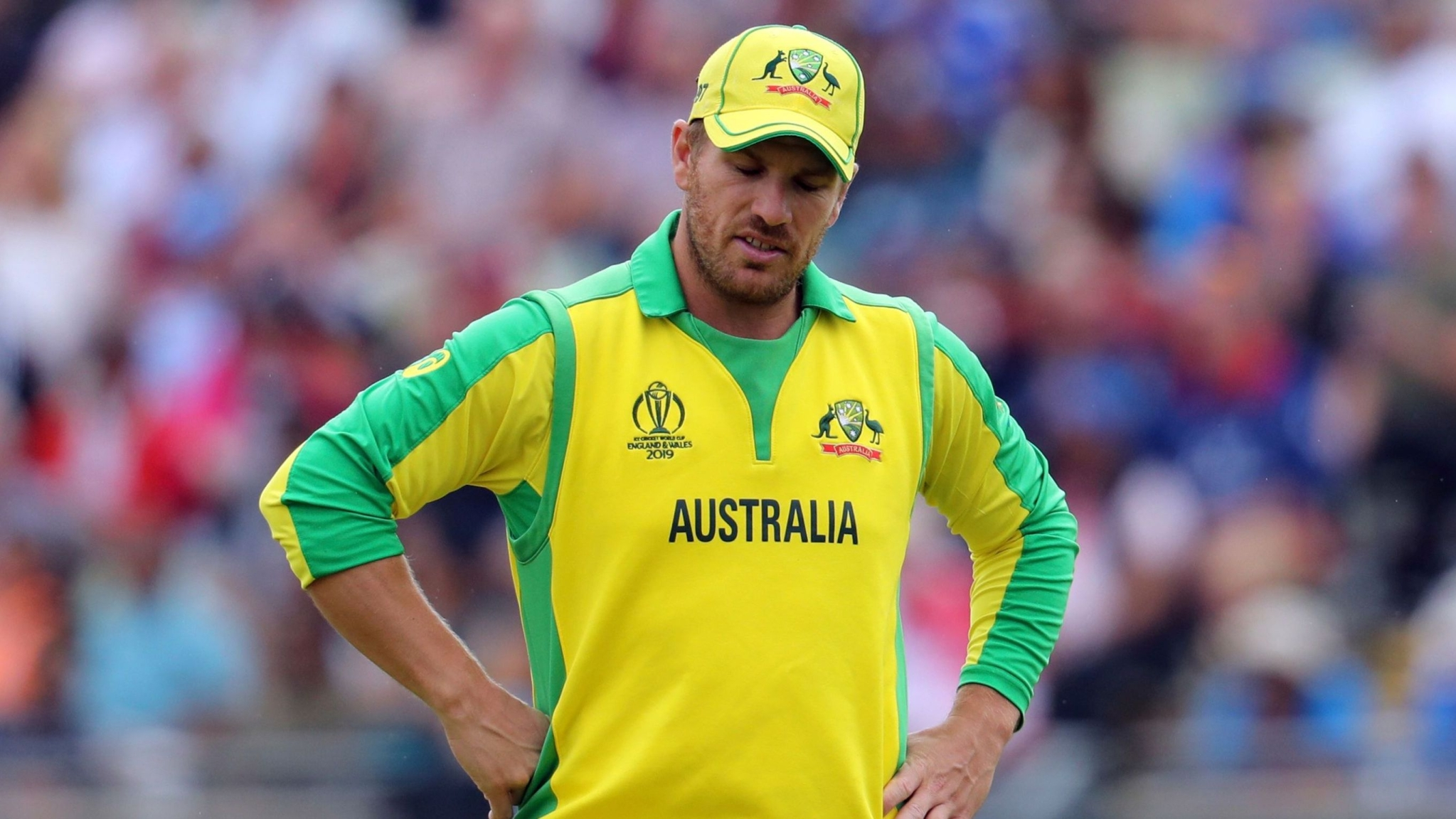 'Totally Outplayed': Aus Captain Finch Says World Cup Exit Hurts
