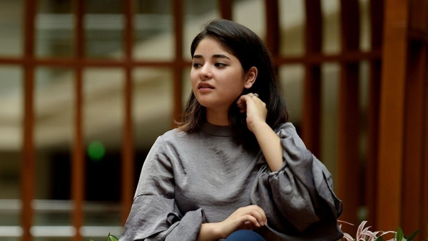 Image of former actor Zaira Wasim used for representational purposes.