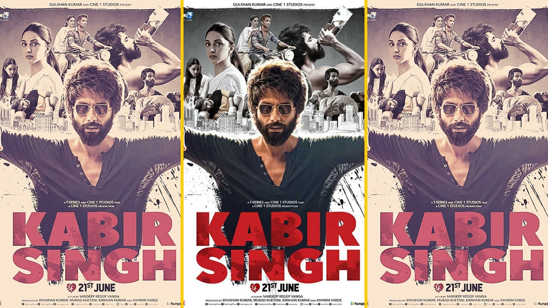 'Kabir Singh' Beats 'Uri', Becomes Biggest B'Wood Earner of 2019