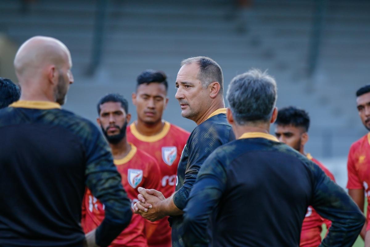 Indian Football Coach Igor Stimac Shortlists 25 for