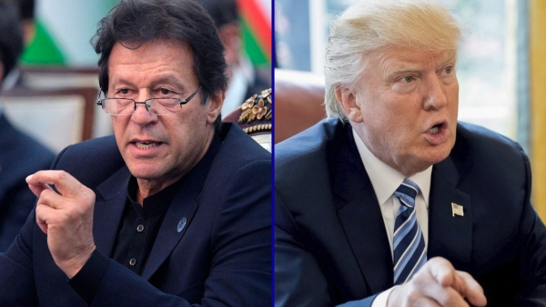 Pakistan Prime Minister Imran Khan will meet US President Donald Trump in Washington on 22 July.