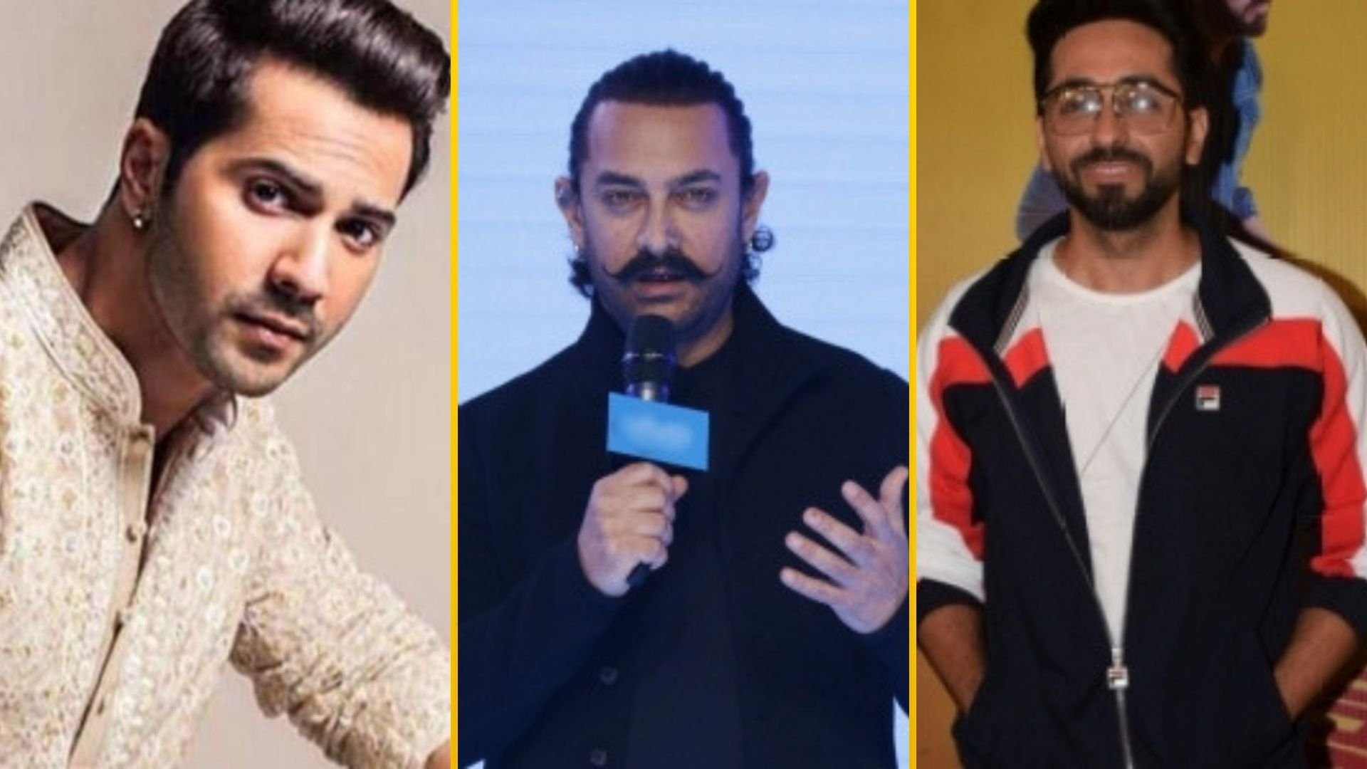 Aamir, Varun & Others React to India's Loss in ICC World Cup 2019