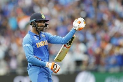 Jadeja was inconsolable after India's loss against NZ: Wife