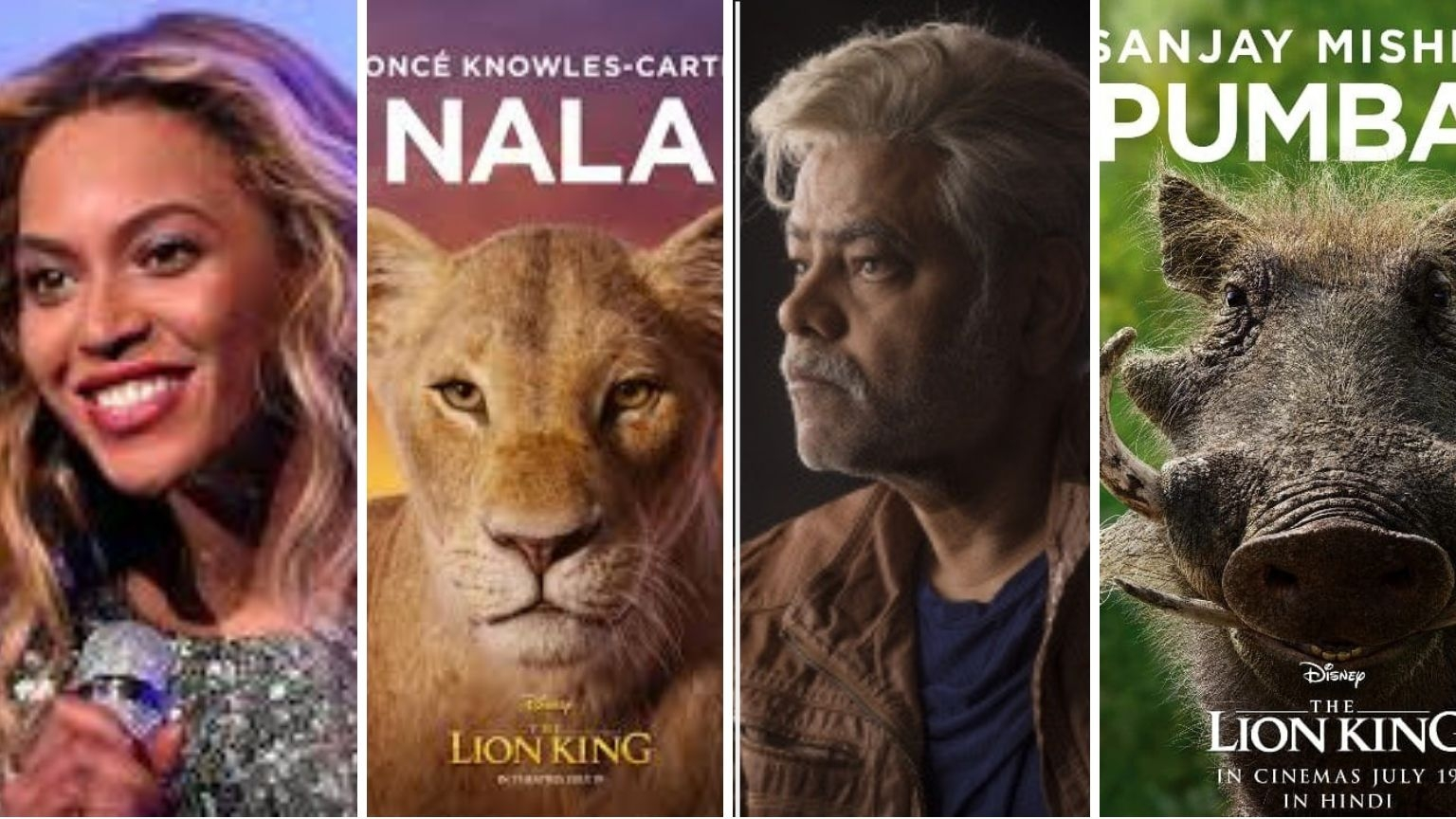 Here's the Voice Cast for The Lion King's Hindi & English Versions