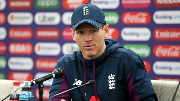 Eoin Morgan led England to their maiden World Cup title in 2019