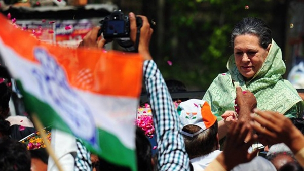 Sonia Gandhi returned as the interim chief of the Congress 20 months after she handover the post to her son.