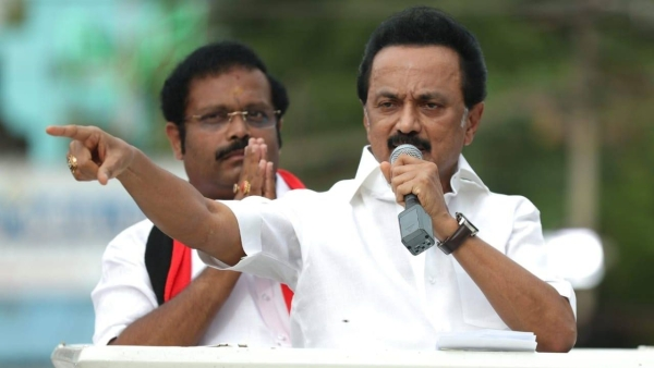 MK Stalin actively campaigned for Kathir Anand in the Vellore Bypoll
