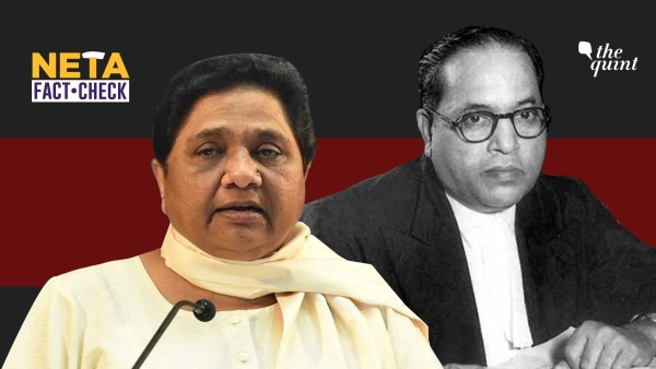 Is Mayawati Right in Saying That Ambedkar Was Against Article 370?