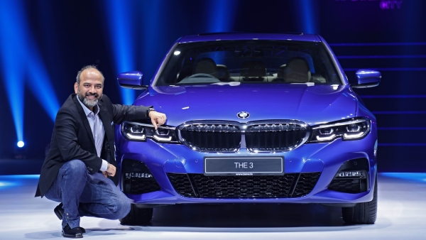 BMW Launches New 3 Series in India, Prices Start from Rs 41.4 Lakh