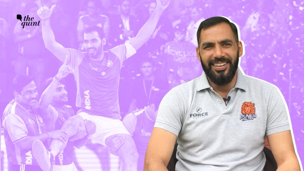 Former Indian kabaddi captain Anup Kumar caught up with The Quint on the sidelines of PKL 2019.