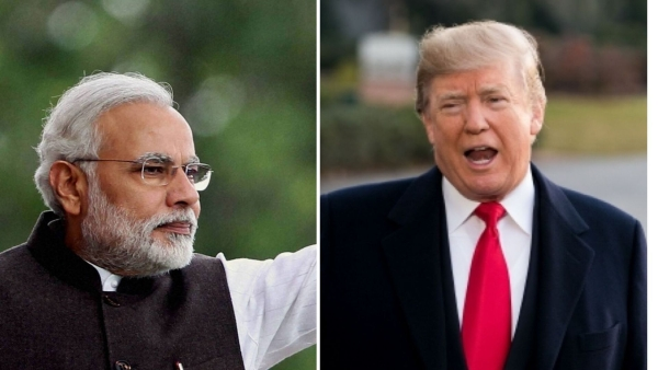 """They (India and China) were taking advantage of us for years and years"": Trump"