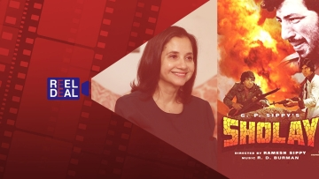 Anupama Chopra speaks about her book, <i>Sholay: Making of a Classic</i>.