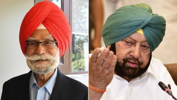 Punjab chief minister Amarinder Singh has written to Prime Minister Narendra Modi seeking the Bharat Ratna for hockey legend Balbir Singh Sr.