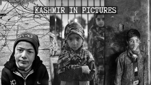 Faces, Guns, Pellets: Kashmir through the Eyes of a Photographer