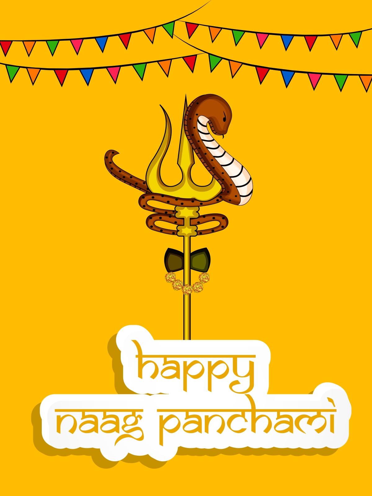 Nag Panchami Wishes in English, Hindi, Marathi, Kannada