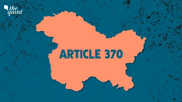 The Parliament on 5 August effectively revoked Article 370 which gave special status to the erstwhile state of J&K.