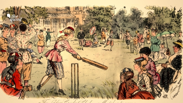 Image of women's cricket used for representational purposes.