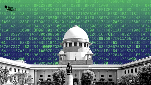 SC: Does Centre Plan To Bring Law on Linking Aadhaar-Social Media?