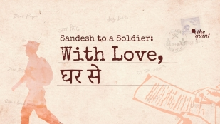 Read Letters & Send Your Sandesh To A Soldier With Love, Ghar Se