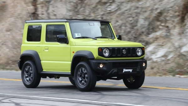 Maruti Likely to Replace Gypsy With Jimny SUV in India: Report