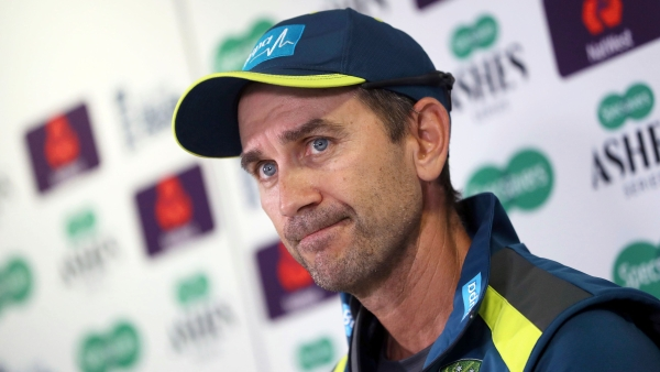 Australia coach Justin Langer says beating India in a test series in India is his ultimate goal.