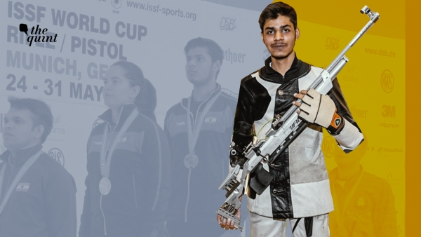 Eyeing Olympic Glory, Teen Shooter Divyansh Beats PUBG 'Addiction'