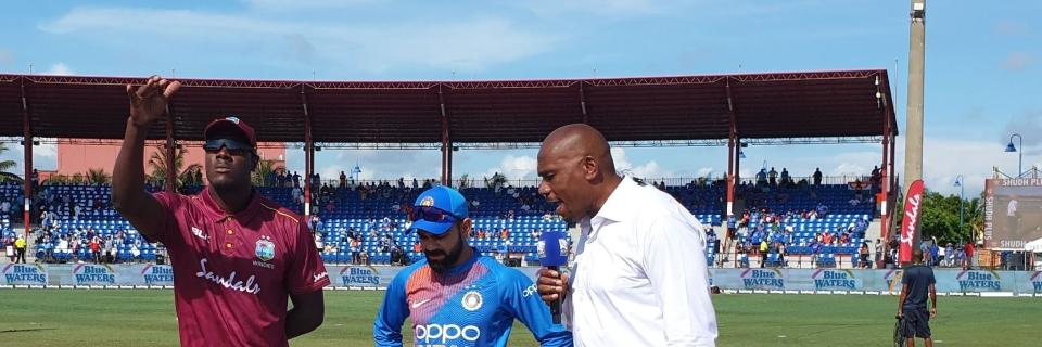 India vs West Indies 3rd T20I: India Put West Indies to Bat