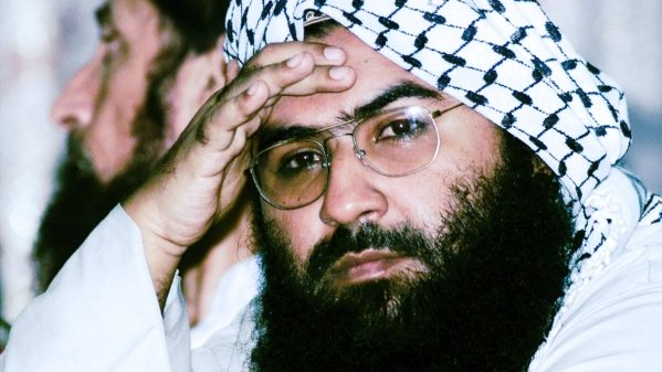 Masood Azhar, chief of the Jaish-e-Mohammed militant group. Image used for representational purposes.