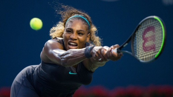 Serena had retired during the Rogers Cup final on Sunday in Toronto against Bianca Andreescu with the same injury.