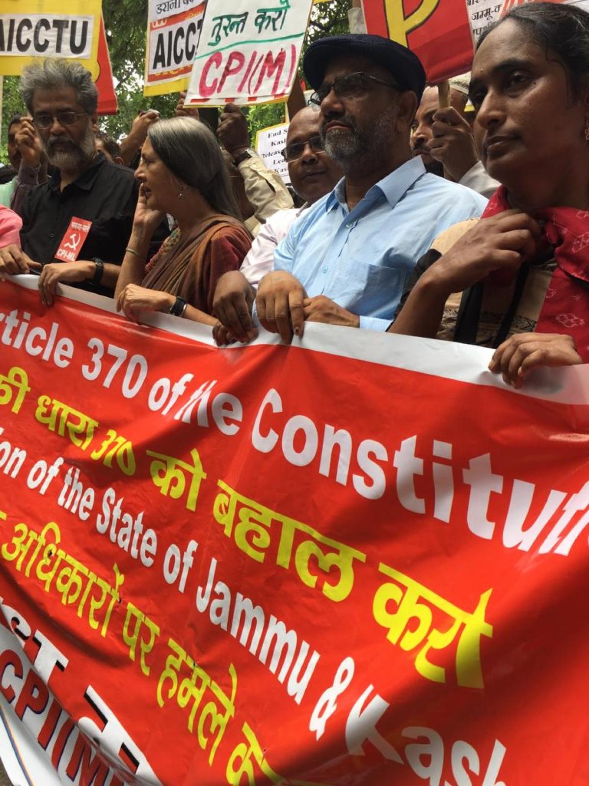 Jammu and Kashmir Article 370 Abrogation: J&K, Ladakh to
