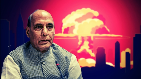 Union Defence Minister Rajnath Singh recently sparked a debate on India's 'no-first-use' nuclear policy.