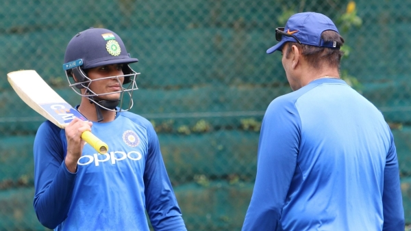 Indian cricketer Shubman Gill has taken giant strides in the game in the last 18 months.