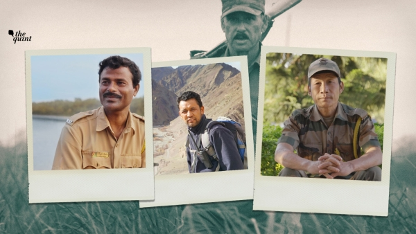 The stories of India's forest guards, who are in the forefront of conservation efforts.