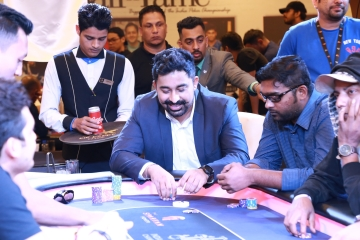 Rannvijay Singha kick-starts the star-studded India Poker Championship, 2019 in Goa