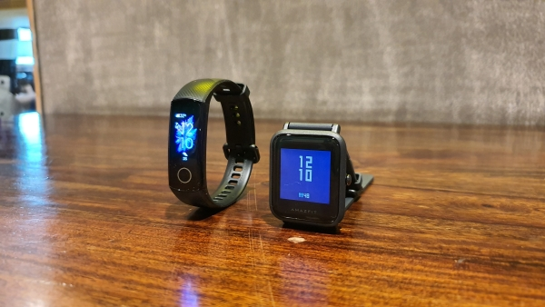 Top 5 Fitness Tracking Bands Available For Under Rs 5,000 in India