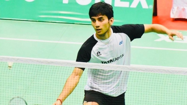 Lakshya notched up a comfortable 21-14 21-15 win over Svendsen in the title clash that lasted for 34 minutes.