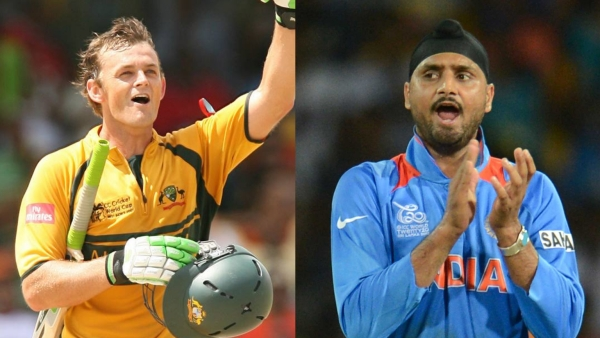 Gilchrist has recalled his rivalry with Indian spinner Harbhajan Singh.