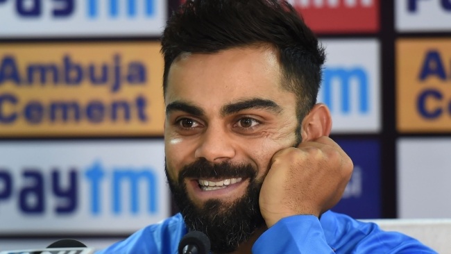 Virat Kohli had tweeted a picture of him sitting on his hunches after beating Australia in 2016 World T20.