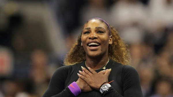 Serena Williams turns a year older. Mind, body, and womanhood.