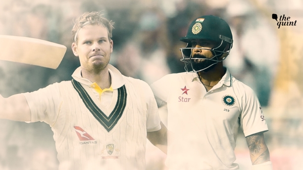 Steve Smith has overtaken Virat Kohli as the number one Test cricketer in the latest ICC rankings.